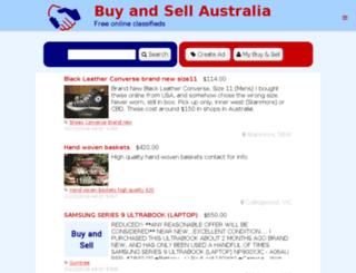 qld.buyandsellaustralia.com.au screenshot