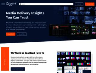 qligent.com screenshot