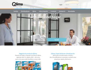 qlima.es screenshot
