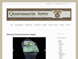 qm-supply.com screenshot