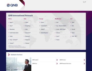 qnb.com.qa screenshot