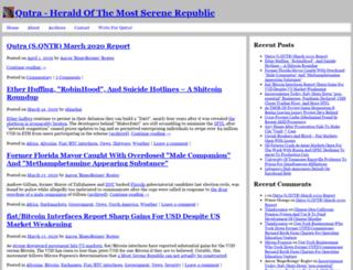 qntra.net screenshot