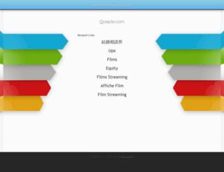 qoeple.com screenshot