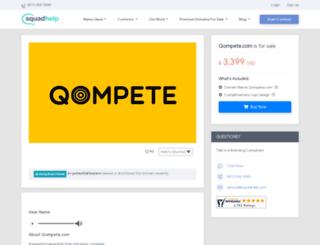 qompete.com screenshot