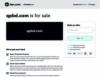 qpbd.com screenshot