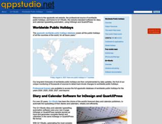 qppstudio.net screenshot