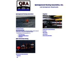 qra.org screenshot