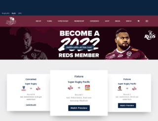 qru.com.au screenshot