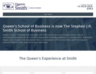 qsbresponsibleleadership.com screenshot