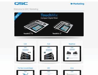 qscmarketing.com screenshot