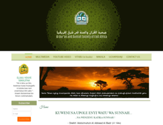 qssea.net screenshot