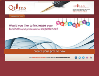 qtims.com screenshot