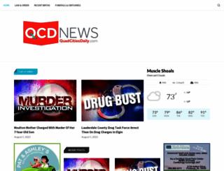 quadcitiesdaily.com screenshot