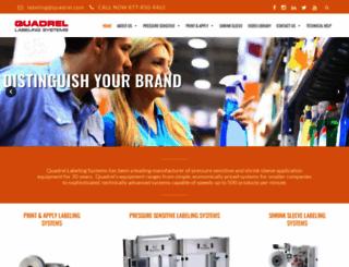 quadrel.com screenshot