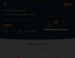 qualifio.com screenshot