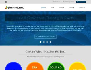 qualityclickcontrol.com screenshot