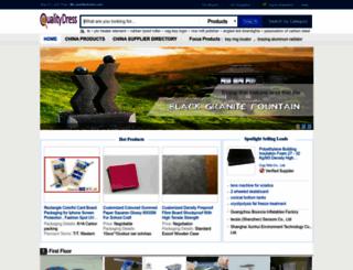 qualitydress.com screenshot