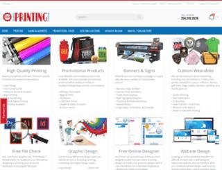 qualityprintingcheap.com screenshot