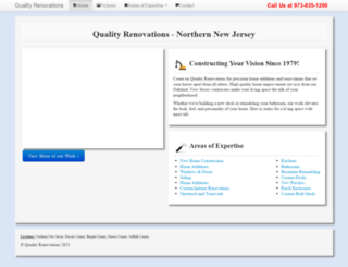 qualityrenovate.com screenshot
