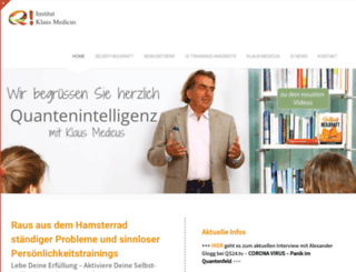 quanten-intelligenz.de screenshot