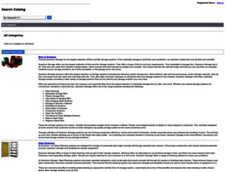 quantumstorage.thomasnet-navigator.com screenshot