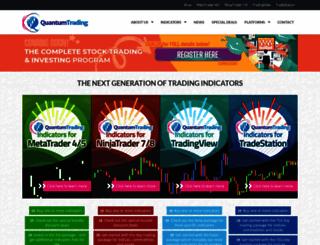 quantumtrading.com screenshot