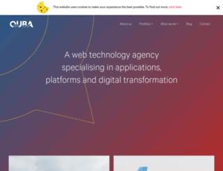 quba.co.uk screenshot