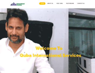 qubainternational.com screenshot