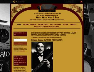 quecumbar.co.uk screenshot