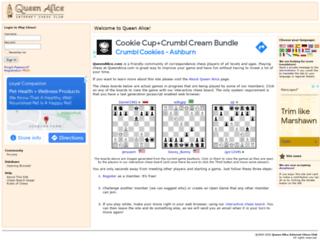 queenalice.com screenshot
