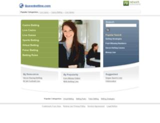 queenbetline.com screenshot