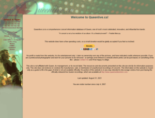 queenlive.ca screenshot
