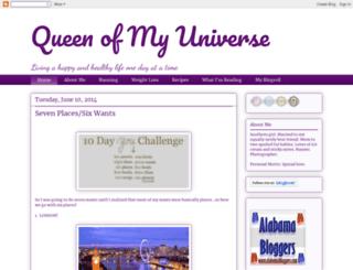 queenofmyuniverse82.blogspot.com screenshot