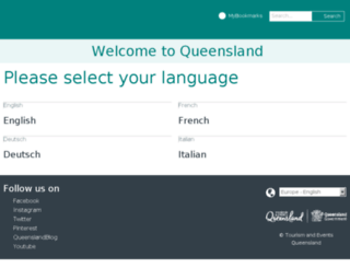 queensland-australia.eu screenshot