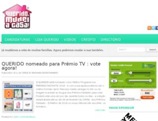 queridomudeiacasa.blogspot.pt screenshot