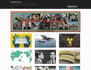 questaitalia.wordpress.com screenshot