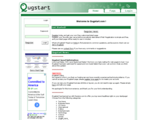 qugstart.com screenshot