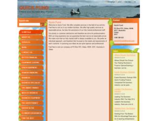quick-fund3.webnode.com screenshot