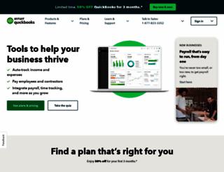 quickbooks.com screenshot