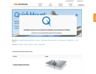 quickmountpv.com screenshot