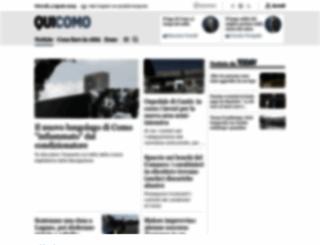 quicomo.it screenshot