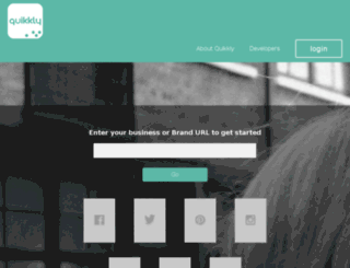 quikklytags.com screenshot