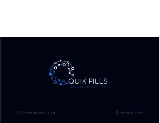 quikpills.com screenshot