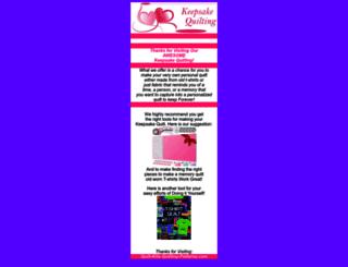quilt-kits-quilting-patterns.com screenshot