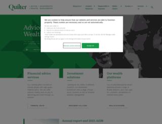 quilters.co.uk screenshot