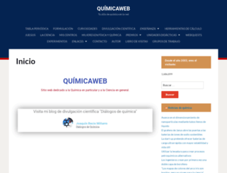 quimicaweb.net screenshot