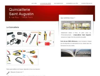 quincaillerie-paris.com screenshot