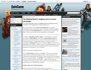 quingame.blogspot.com screenshot