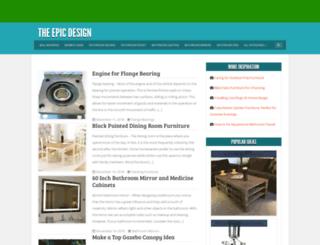 quintmagazine.com screenshot