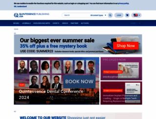 quintpub.com screenshot